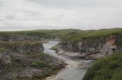Каньон на реке Ния-ю