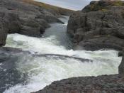 Хальмерьинские Водопады